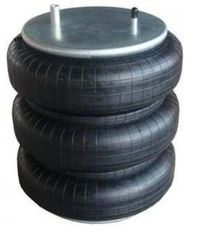 China 70mm-1000mm Rubber+Metal Iveco Truck Air Springs with Gas-Filled Shock Absorber supplier