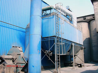 China High Efficiency Dust Collection Equipment Effective For Cement Mill supplier