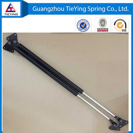 China Black , Stainless Steel , Compression Gas Springs With Special Connector supplier