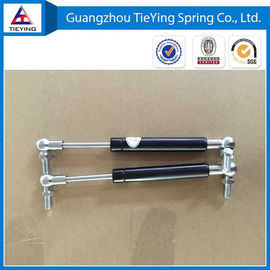 China Black , Stainless Steel , Miniature Compression Gas Springs 500N supplier