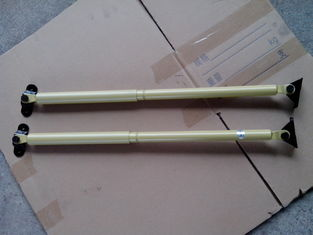 China Automobile Steel Compression Gas Springs 100mm - 2000mm With Safety Shroud supplier