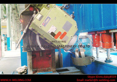 Industrial Hydraulic Steel Plate Edge Milling Machine For Seam Welding Line