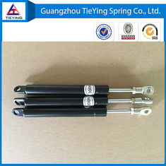 China Steel Lockable Gas Spring ,250-40-10-22 mm Black Miniture Lockable Gas Struts supplier