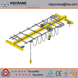China Attractive and reasonable price single girder overhead crane supplier
