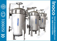 China INOCO stainless steel multi bag filter with CE certificate for water treatment filtration factory