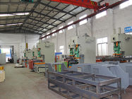 China 400KN  aluminum foil container production line  with SIEMENS PLC 650mm factory