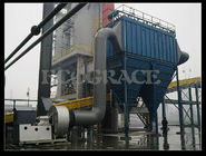 China Long Bag Pulse Jet Dust Collector Equipment For Chemical Industry / Waste Incinerator factory