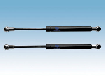 China Compression Nitrogen Gas Spring Cabinet Gas Strut With Metal Ball Docketed End Fitting factory