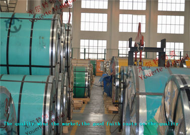 China Prime inox ASTM Hot Rolled Stainless Steel Coils with 1000mm 1250mm Width for Construction factory
