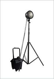 China IP54 Mobile Portable Light Towers , Halogen / HID / LED Light Tower factory